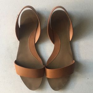 Zara Basic Collection sandals